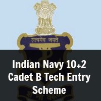 Indian Navy 10+2 Cadet Notification 2017 BTech Cadet Entry Scheme Application