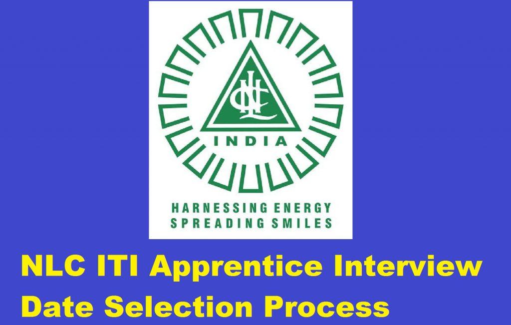 Nlc Iti Apprentice Interview Date Selection Process 453